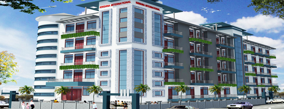 Krishna International Hotel
